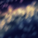 Abstract blurred background of dappled highlights Stock Images