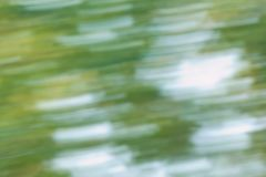 Natural blurred abstract background indicates movement and dynamics. Abstract blurred background of grass on the meadow. Indicates movement and dynamics Royalty Free Stock Photos