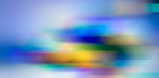 Abstract blurred background, horizontal color spots in light ton stock images