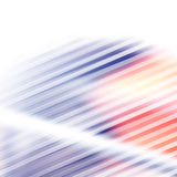 Abstract blurred background. Vector abstract background with blurred lines and shapes Stock Photos