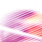Abstract blurred background. Vector abstract background with blurred lines and shapes Royalty Free Stock Photos
