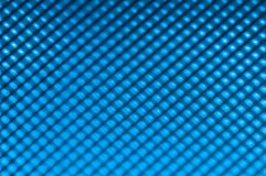 Abstract blurred blue light background Royalty Free Stock Images