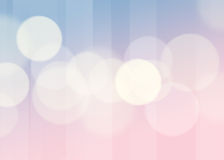 Abstract blurred bokeh background Royalty Free Stock Image