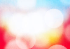 Abstract blurred bokeh grunge background Royalty Free Stock Photography
