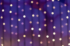 Abstract blurred christmas backgound. Royalty Free Stock Photo