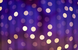 Abstract blurred christmas backgound. Stock Photo