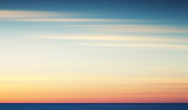 Abstract blurred colorful background, digital sky Royalty Free Stock Photography
