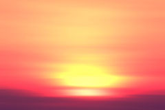 Abstract blurred colorful gradient