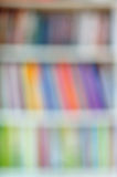 Abstract blurred colorful stripe line Stock Images