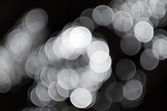 Abstract blurred Colurful bokeh Royalty Free Stock Images