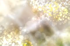 Abstract blurred festive background for Christmas with bokeh de stock photos
