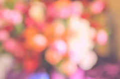 Abstract blurred flower background Stock Photography
