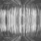 Abstract blurred grey forest Stock Images