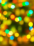 Abstract blurred holiday background Royalty Free Stock Images