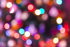 Abstract blurred holiday background Stock Photos