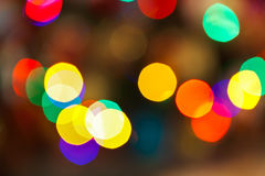 Abstract blurred holiday background Stock Image