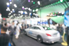 Abstract blurred image of people in cars.  stock photos