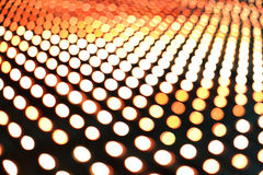 Abstract blurred led lights Stock Photos