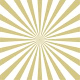 Abstract blurred light yellow sun rays background. Vector.  Stock Photo