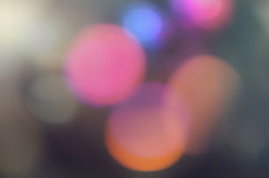 abstract blurred lights Διανυσματική απεικόνιση