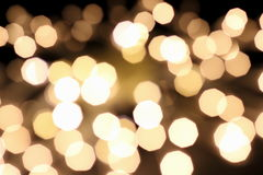 Abstract blurred lights background Royalty Free Stock Images