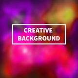 Abstract blurred pink background Royalty Free Stock Photo