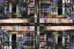 Abstract blurred stripes Royalty Free Stock Photo