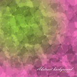 Abstract of blurred texture. With colorful gradient background Royalty Free Stock Image