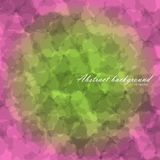 Abstract of blurred texture. With colorful radial gradient background Stock Images