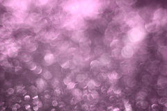Abstract blurred violet background with bokeh. Photo stock photo