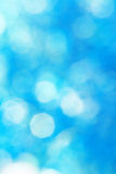 Abstract blurred white and blue background Royalty Free Stock Image