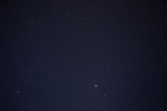 Abstract blurry background moving of stars in the sky on night. Stock Images