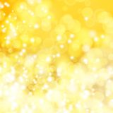 Abstract blurry bokeh background Royalty Free Stock Photography