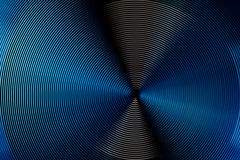 Abstract blurry circular motion background Stock Image