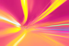 Abstract blurry colorful lights Royalty Free Stock Image