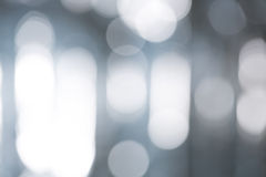 Abstract blurry lights. With bokeh for backgrounds and overlays Royalty Free Stock Image