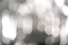 Abstract blurry lights. With bokeh for backgrounds and overlays Stock Images