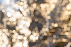 Abstract blurry lights. With bokeh for backgrounds and overlays Royalty Free Stock Images