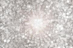 Abstract blurry lights Royalty Free Stock Photos