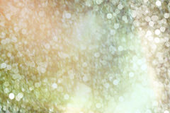 Abstract blurry lights. With bokeh for backgrounds and overlays Royalty Free Stock Photos