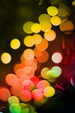 Abstract blurs. Some abstract blurs. Warm colours Stock Photos