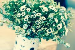Abstract boeket van bloemen Stock Foto
