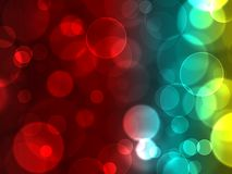 Abstract Bokeh. Stock Images