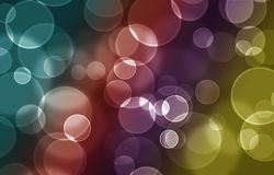 Abstract bokeh Royalty Free Stock Photo