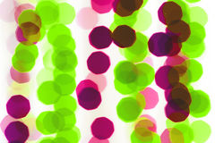Abstract bokeh background. Royalty Free Stock Photography