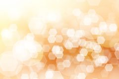 Abstract bokeh background, brown and white Stock Images