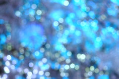 Abstract bokeh background of Christmaslight Royalty Free Stock Photo