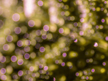 Abstract bokeh background. Royalty Free Stock Image