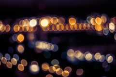 Abstract bokeh background. Royalty Free Stock Photo