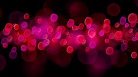 Abstract bokeh background. Abstract background with bokeh effects in red colors vector illustration